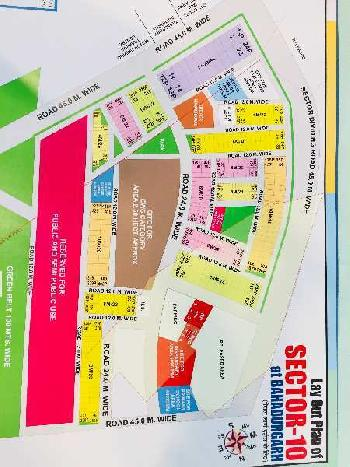 Residential Plots for Sale in HSVP Bahadurgarh......