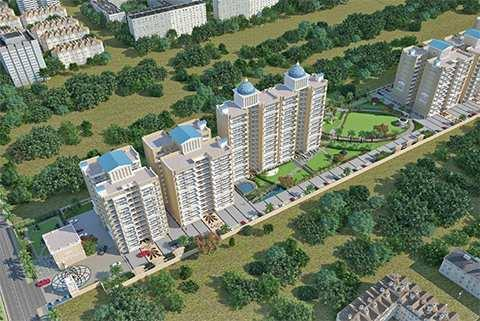 3bhk flat in near ambala highway