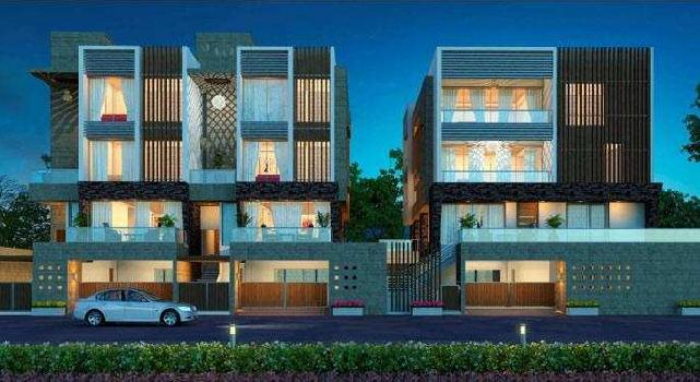 4 BHK Individual House For Sale In Pal, Surat
