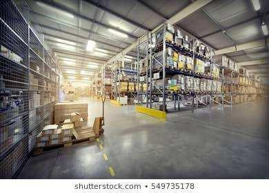 34000 Sq.ft. Warehouse/Godown for Rent in Palsana, Surat