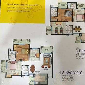 3 BHK Flat For Sale In Kundli, Sonipat