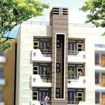 2 BHK Flats & Apartments for Rent in Indranagar, Kanpur