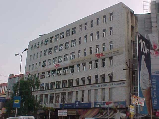 Office Space for Rent in Mall Road, Kanpur