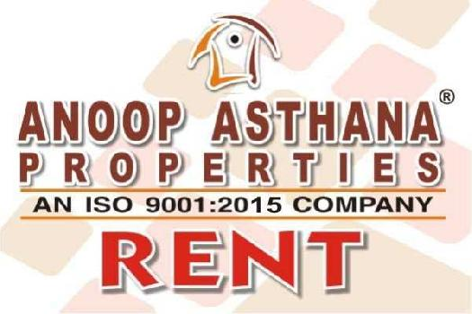 1000 Sq.ft. Showrooms for Rent in 80 Feet Road, Kanpur