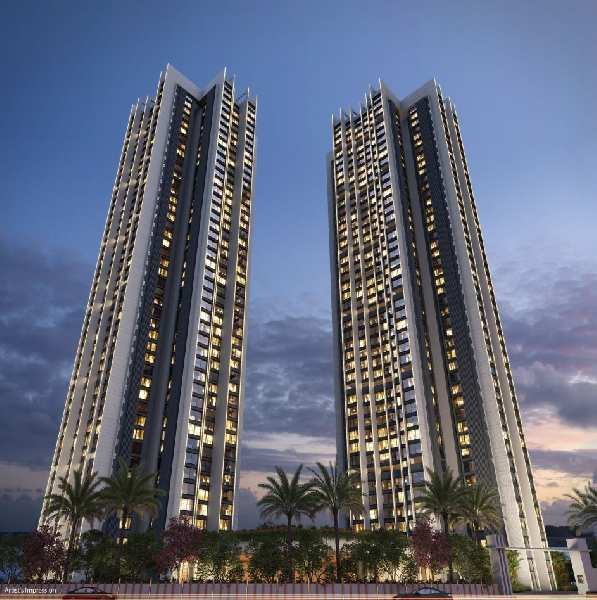3 BHK Flats & Apartments for Sale in Goregaon West, Mumbai