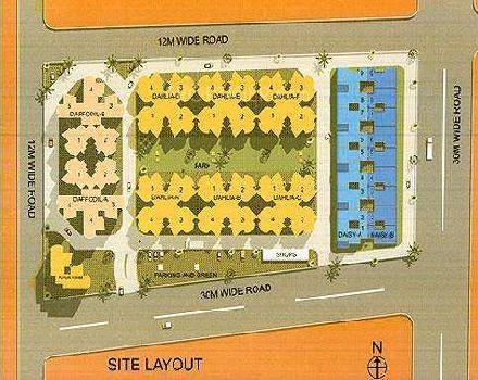 2 BHK Flats & Apartments for Sale in Ashiyana, Lucknow