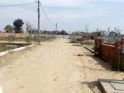 Residential Plot For Sale in Ashiyana Colony, Lucknow UP