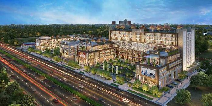 1155 Sq.ft. Showrooms for Sale in Sector 62, Mohali