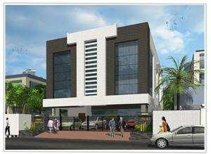 1600sqft Area On Ground Floor Feroz Gandhi Market