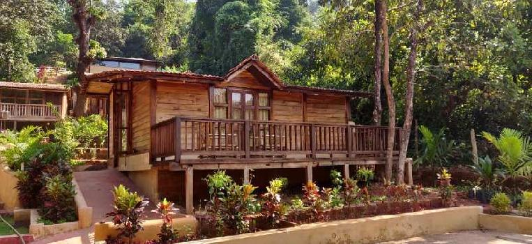 Resort for sale in Goa
