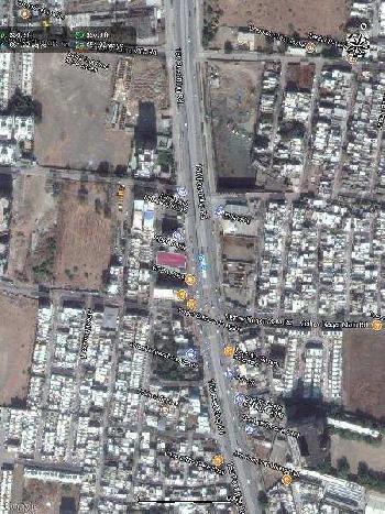 Commercial Lands /Inst. Land for Sale in 150 Feet Ring Road, Rajkot
