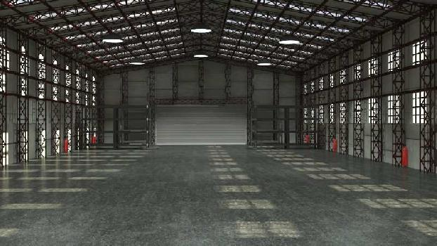 Warehouse Space For Lease In Changodar, SG Highway