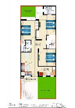 3 BHK House For Sale In Om Residency