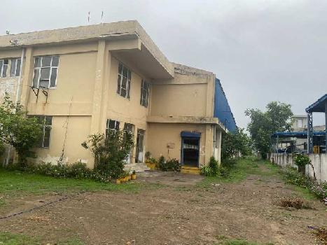 7000 Sq. Yards Industrial Land / Plot for Sale in Baddi, Solan