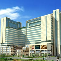 Alfa Square Mall Office Space with Assured Returns