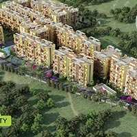 Fully Furnish Flats in Haridwar First Solar City Marvella City