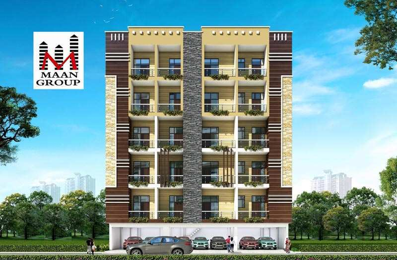 Maan Apartment....by Maan Group