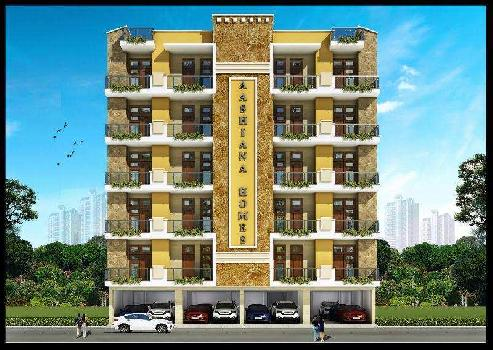 1 BHK Flats & Apartments for Sale in Greater Noida West, Greater Noida