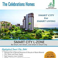 Apartments Starting @ Rs.32 Lacs in L Zone Delhi