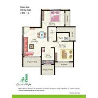 Apartments Starting @ Rs.32 Lacs in L Zone Delhi