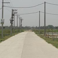 Plot for sale in dream city Nh-91