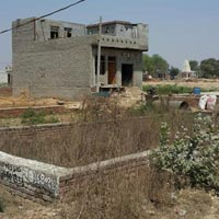 Independed House in Modern Railway City Lal Kuan Ghaziabad