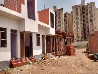 independent house /plot  in mansarovar park ghaziabad