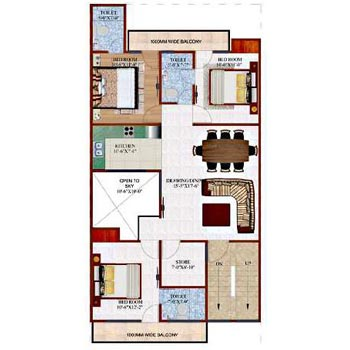 2 BHK  Independent house for sale in Pandav nagar ghaziabad