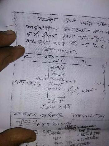 Plot for sale in Gautamnagar, Hoshiarpur
