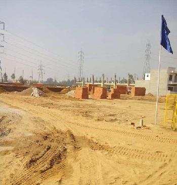 60 Gaz Plot in Darpan Greens Kharar