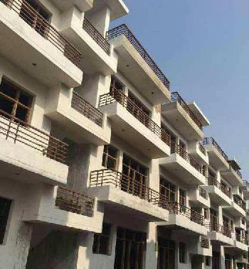 1100 sq ft 3 Bhk Flats in Darpan City Kharar