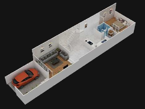 4 BHK Individual Houses / Villas for Sale in Nipania, Indore