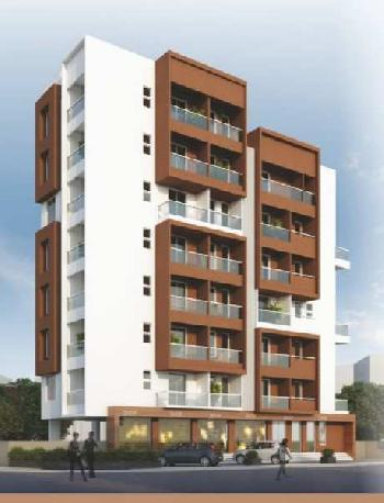 3BHK ,6th floor flat in the heart of  Nashik Road