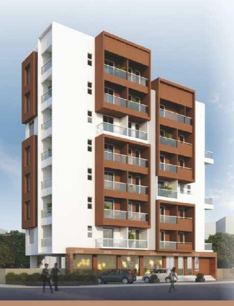 3BHK ,6th floor flat in the heart of  Nashik Road