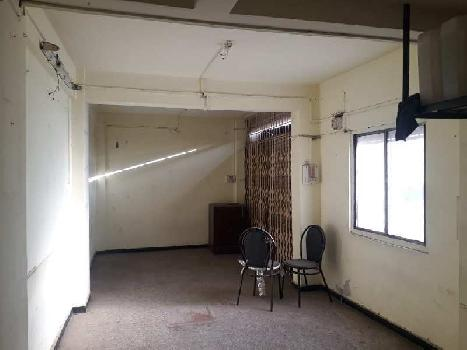 550 sq. ft. flat (suitable for commercial usage) in Nashik Road
