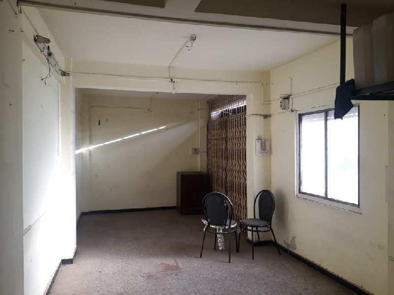 540 sq. ft. office space on Nashik Pune Road( Nashik Road)