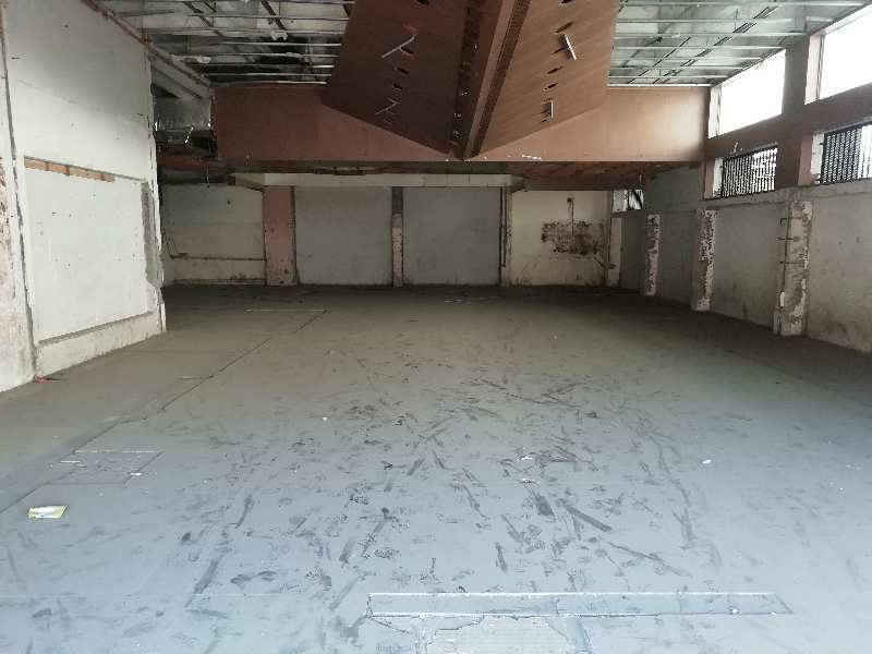 3300 sq. ft. ground floor commercial premises available on long lease in Nashik Road( highway touch)