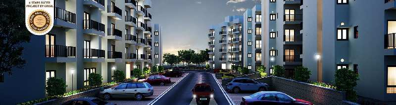 1 BHK Flats & Apartments for Sale in Vasind, Thane