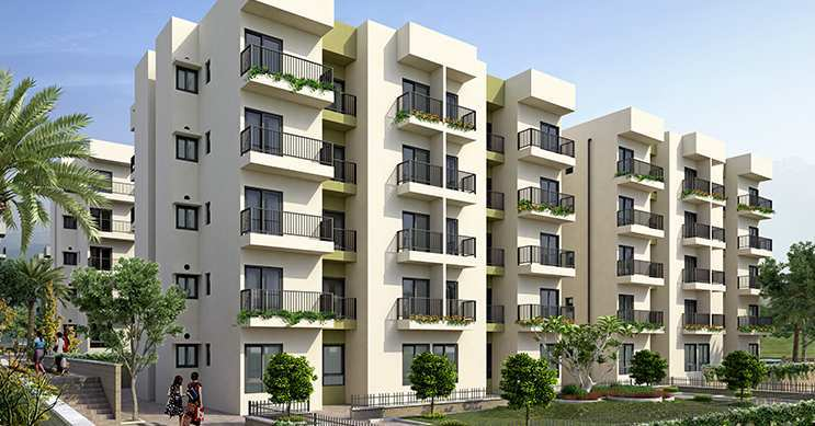 2BHK APARTMENT FOR SALE @  28.67 LACS IN VBHC HILL VIEW PROJECT IN VASIND