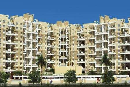 3 BHK Flat for sale in Pimpri, Pune for sale in Kohinoor Shangrila, Pimpri, Pune