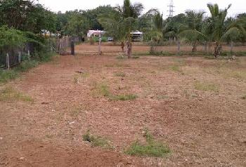 Plot For sale on 18 mtr wide road  facing north
