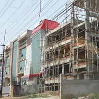 Commercial buliding for sale in vibhuti khand gomti nagar lucknow