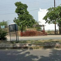Commercial plot for sale in viraj khand gomti nagar near hannyman crossing