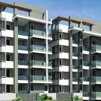 Newly Built 2 BHK Flat For Sale at Paud Road