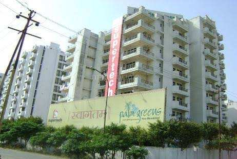 Residential Flat For Sale In Supertech Palm Greens Moradabad