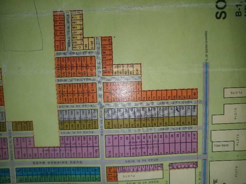 Plot Sale In Brindavan Enclave
