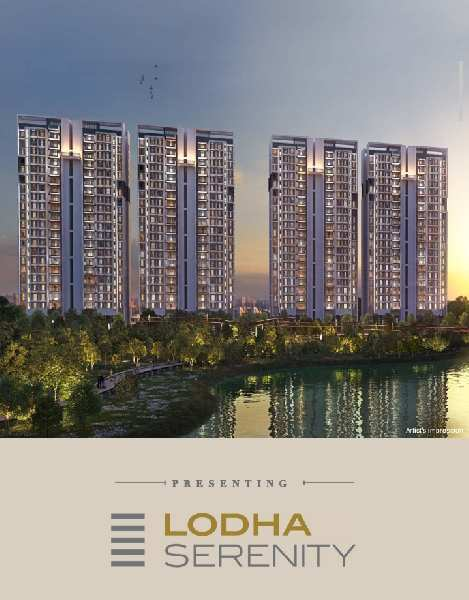 1195 Sq.ft. Flats & Apartments for Sale in Dombivli East, Thane