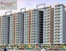 600sqft 1 BHK Flats for Sale in Krish Aura