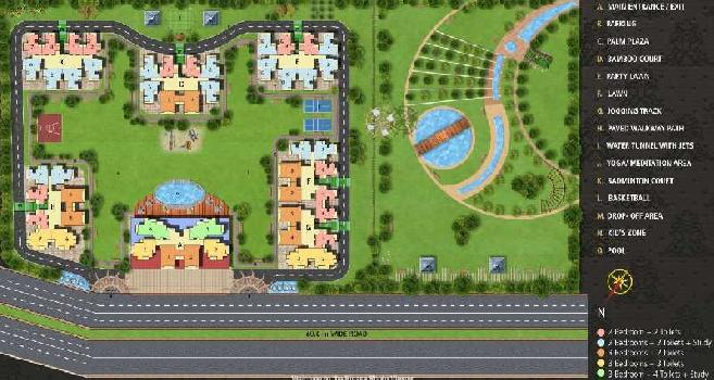 Residential Apartment For Sale in Sector 16B Greater Noida