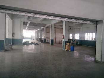Available Industrial Premise on Rental Basis at Mahape TTC MIDC
